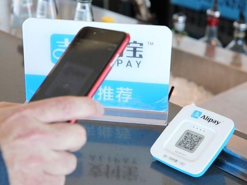 Mobile Payments Surge Among Chinese Travellers: Alipay