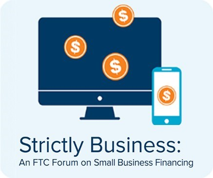 FTC Stricrly Business event logo
