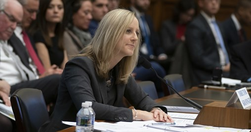 CFPB Director Kathy Kraninger's First Appearance Before House Democrats Overshadowed by Mulvaney's Legacy