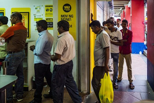 Western Union Makes Digital Push Amid Fierce Competition for Money Transfers