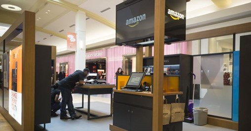 Amazon to Shut All U.S. Pop-Up Stores As It Rethinks Physical Retail Strategy