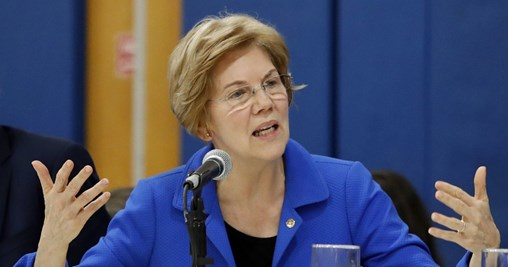 What's in a Name? Warren Wants Investigation Into CFPB Change