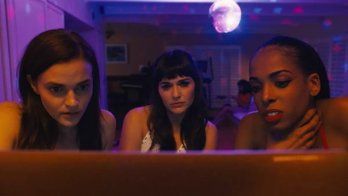 The Producer of Netflix's Critically Acclaimed Thriller, 'Cam,' Said He'd Love to Make a Sequel