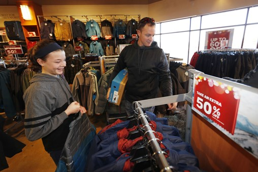 U.S. Holiday Retail Sales Are Strongest in Years, Early Data Show